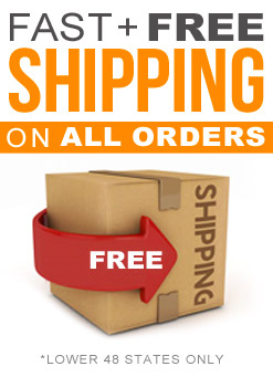 Free Shipping Every Order - CONUS only
